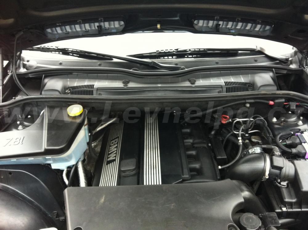 BMW X5 3.0 E53 - LPG 2