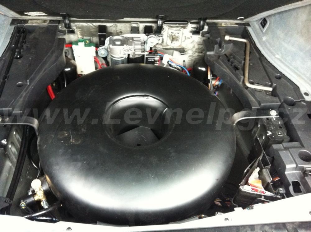 BMW X5 3.0 E53 - LPG 5