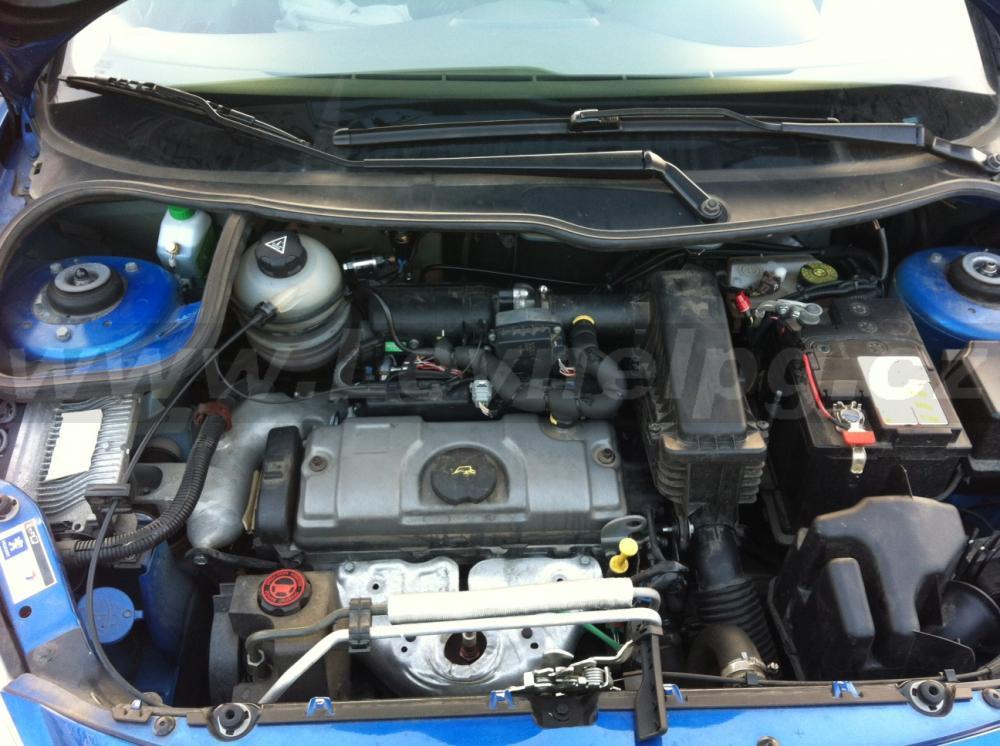 PEUGEOT 206 1.4 facelift - LPG 2