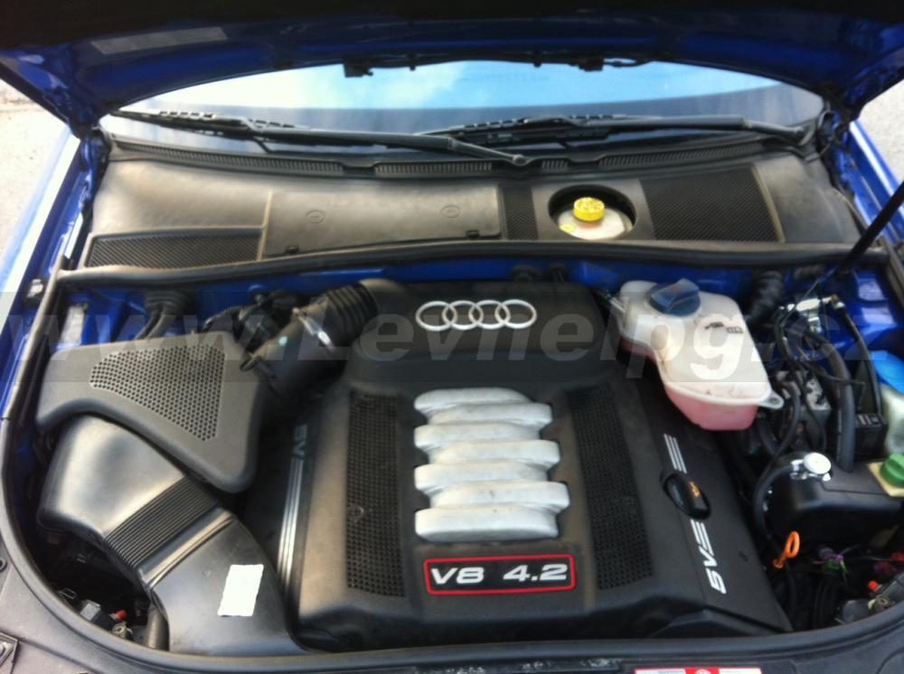 AUDI S6 4.2 V8 C5 - LPG 2