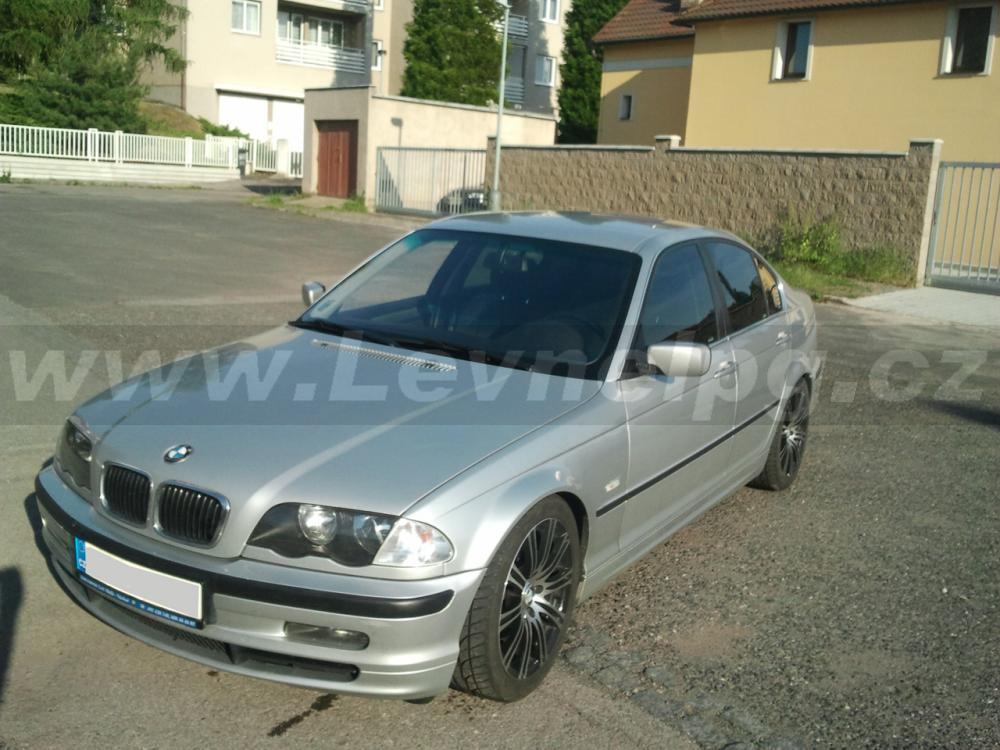 BMW 328i E46 - LPG 1