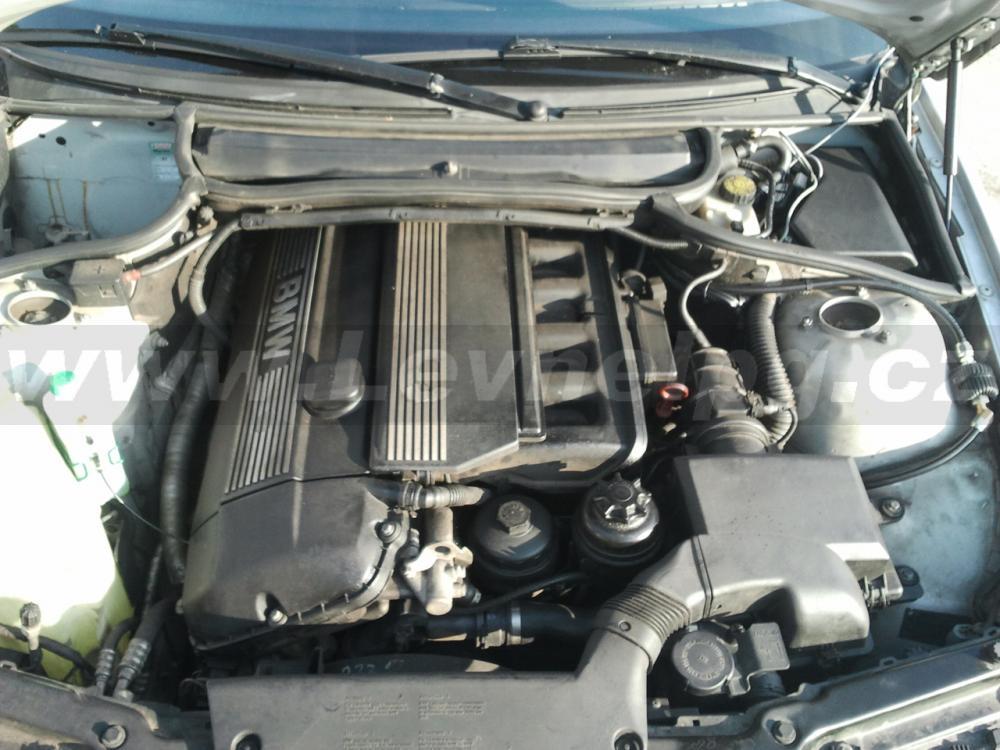 BMW 328i E46 - LPG 2