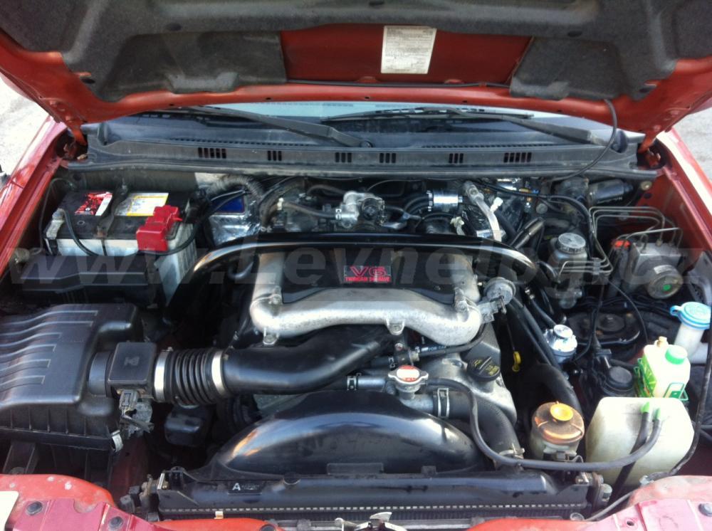 SUZUKI XL7 V6 - LPG 2