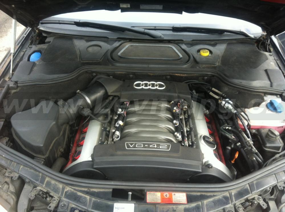 AUDI A8 4,2 V8 D3 - LPG 2
