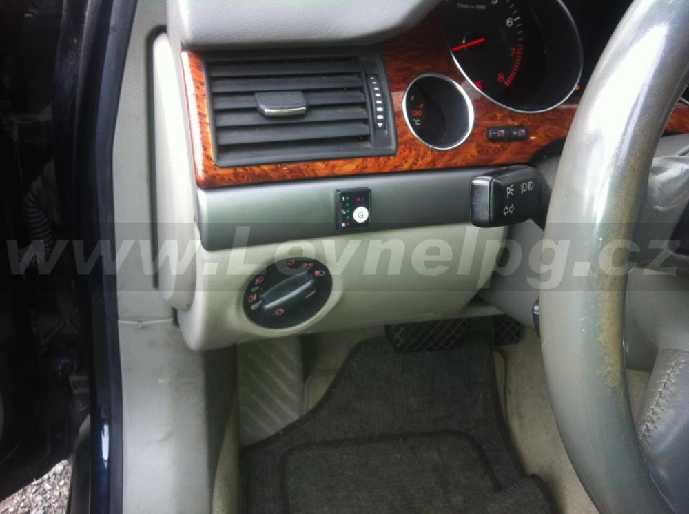 AUDI A8 4,2 V8 D3 - LPG 3