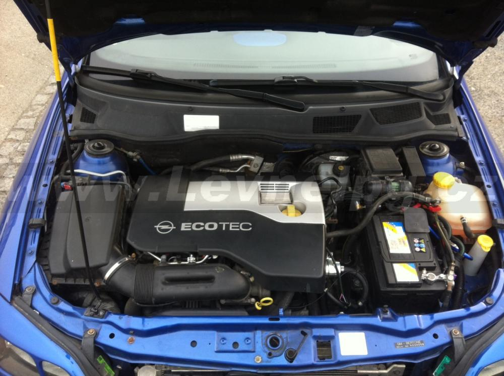 OPEL Astra B coupe 2.2 16v - LPG 2